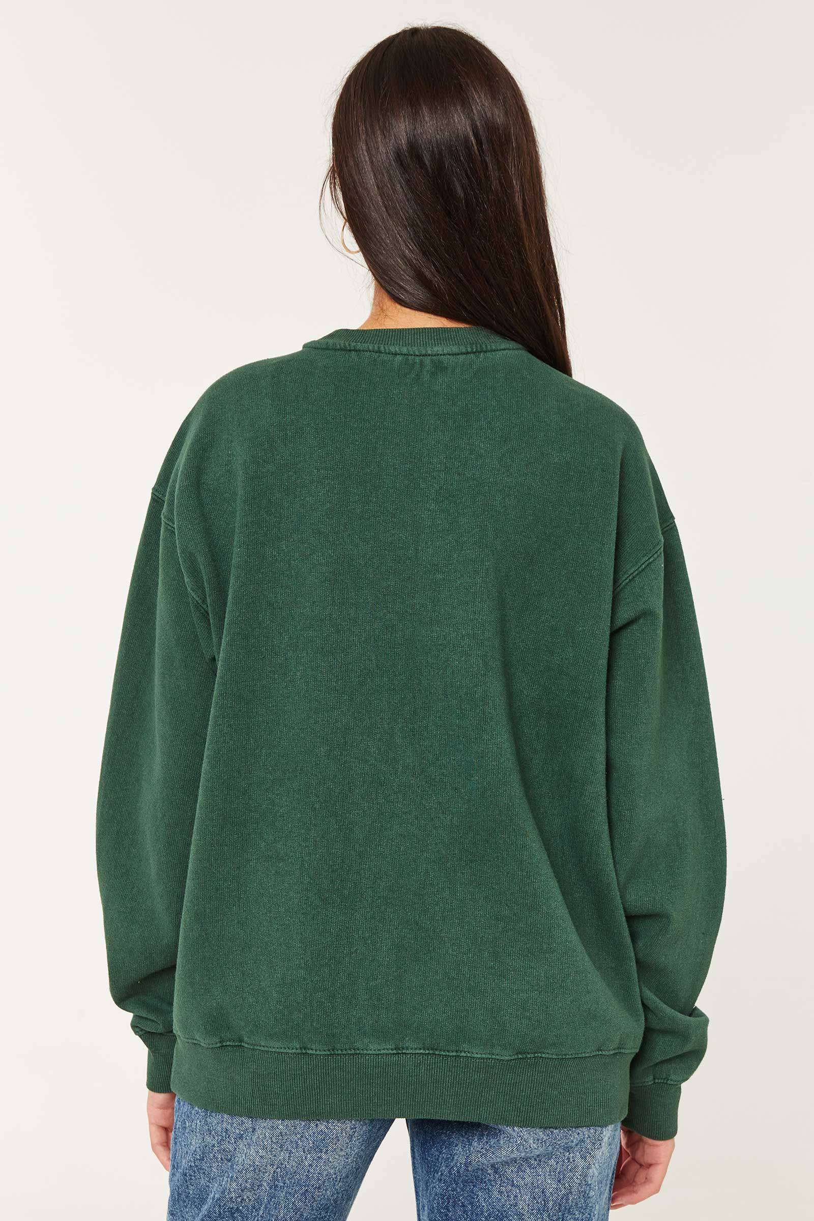 Concord Crew-Neck Sweatshirt