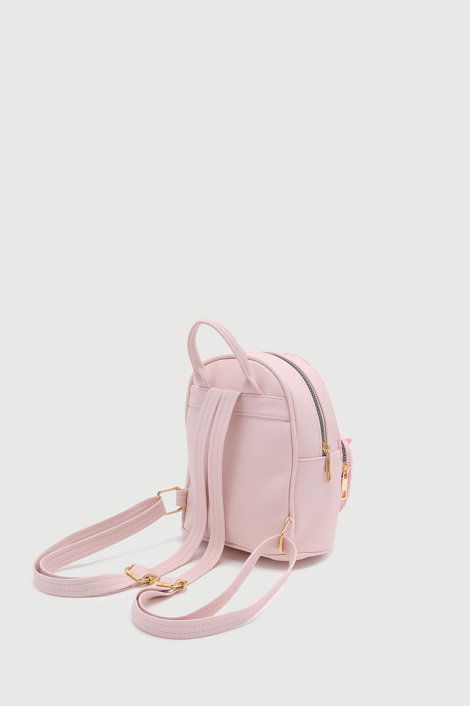 Glitter Sloth Backpack for Girls