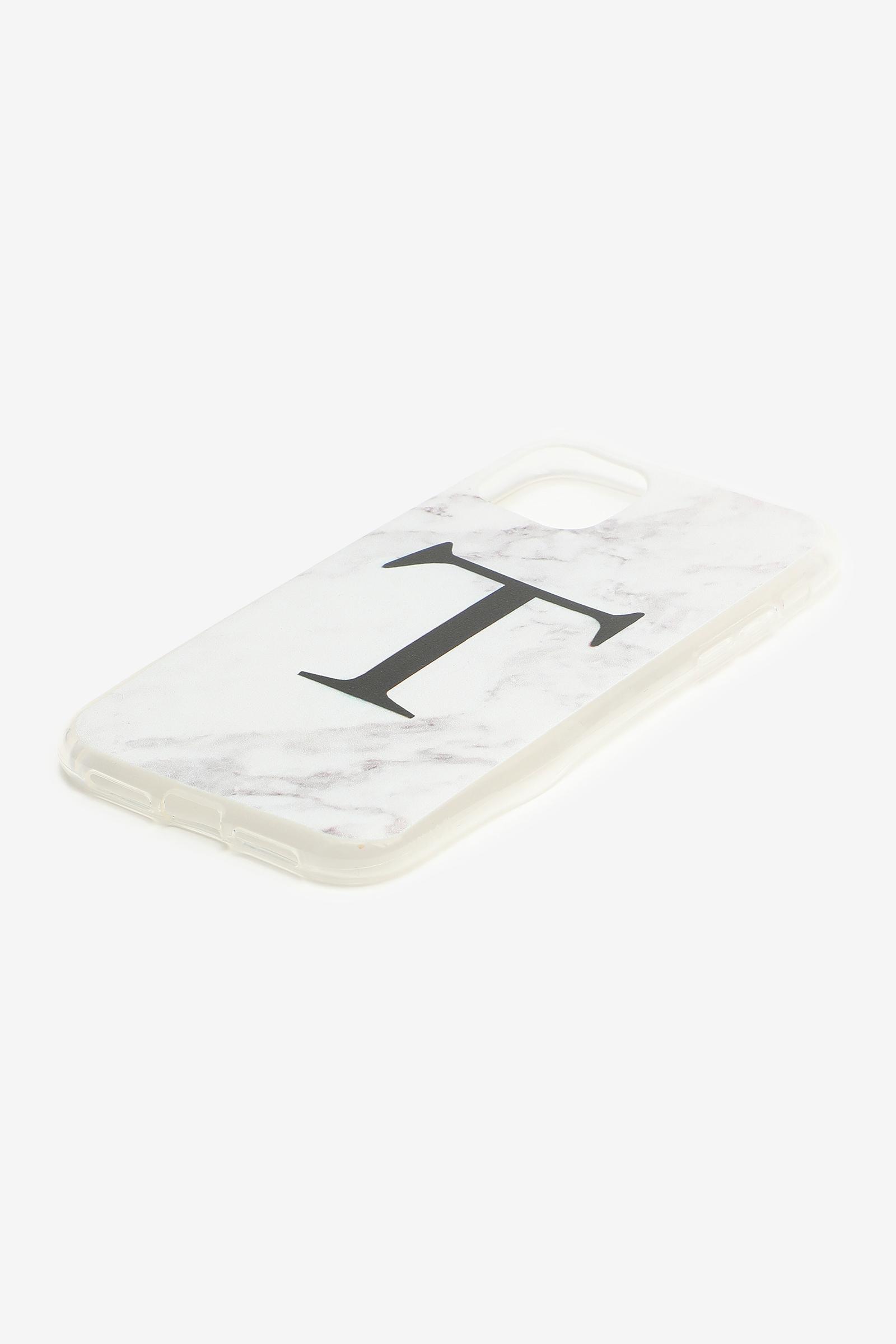 Étui d'iPhone 11 lettre T