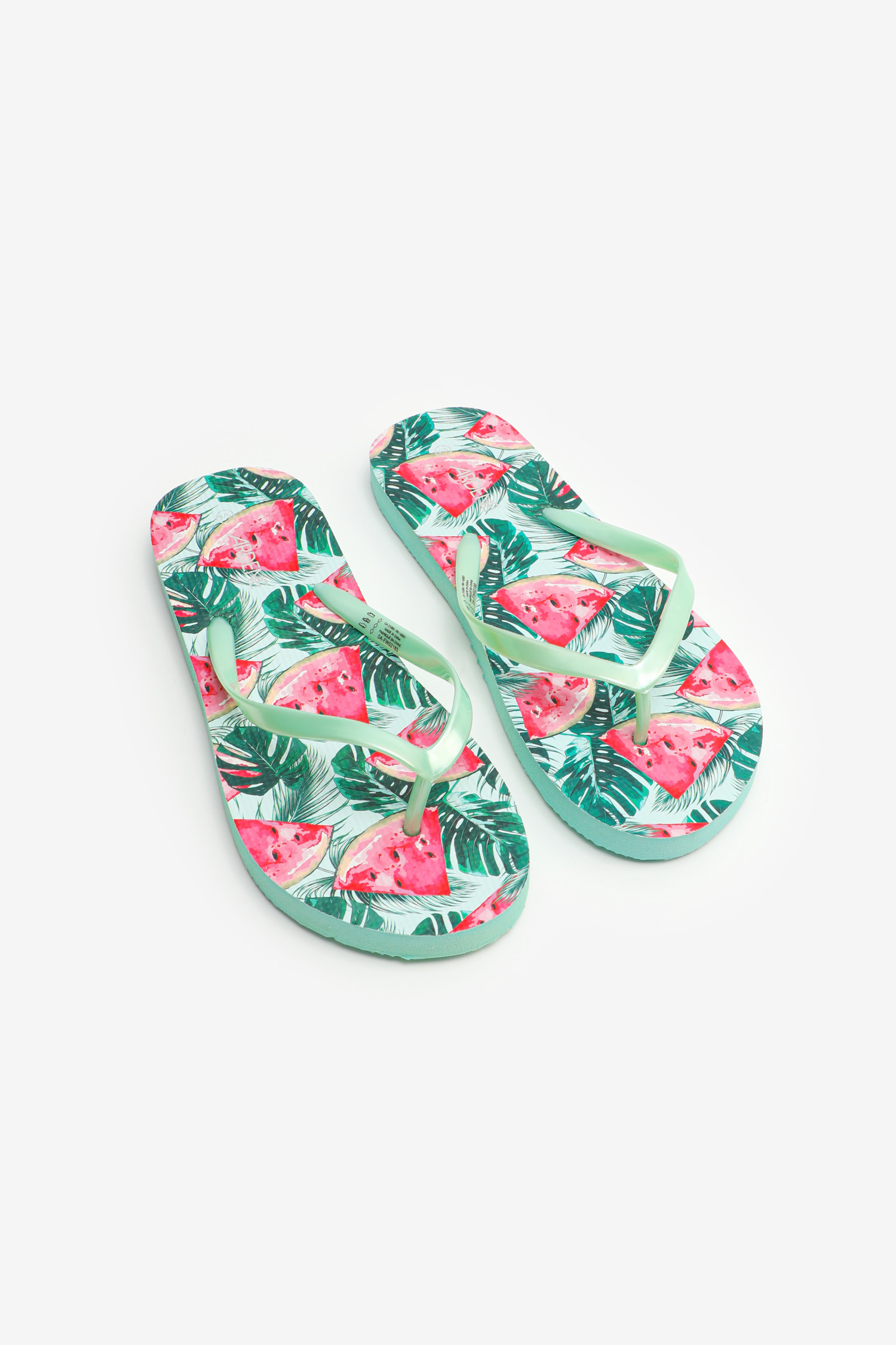 Watermelon Slices Flip-Flops