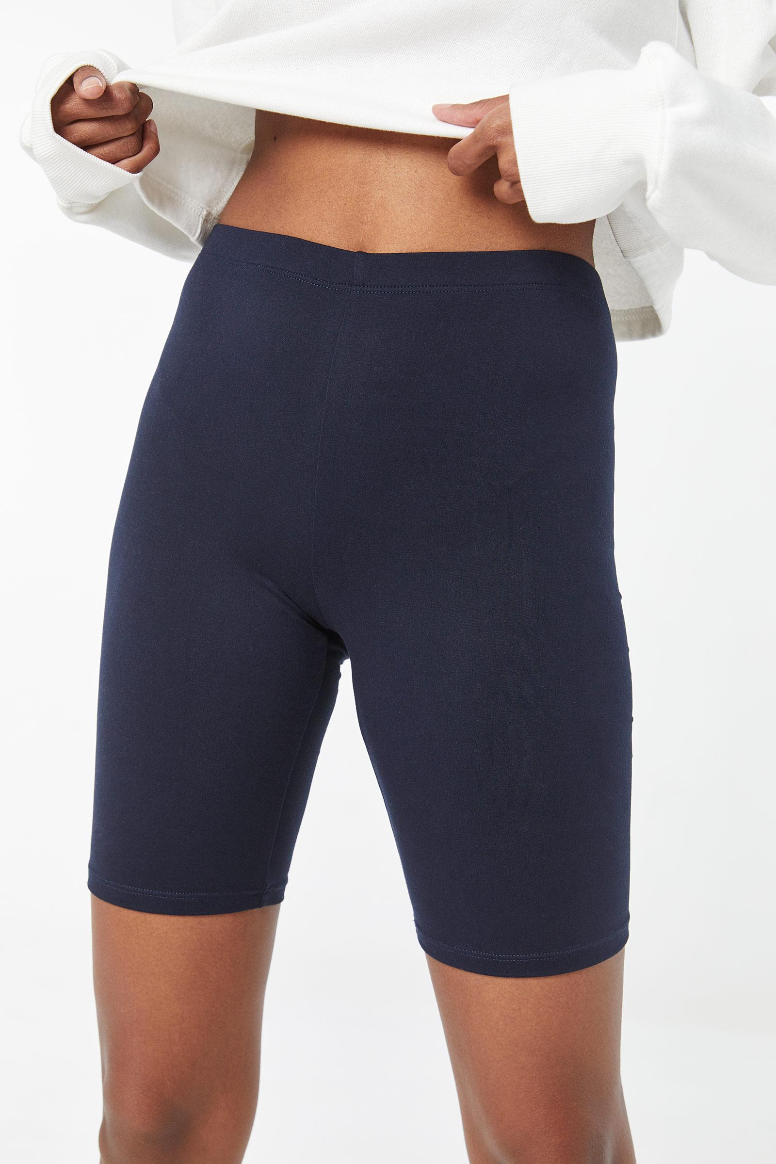 Basic Super Soft Biker Shorts