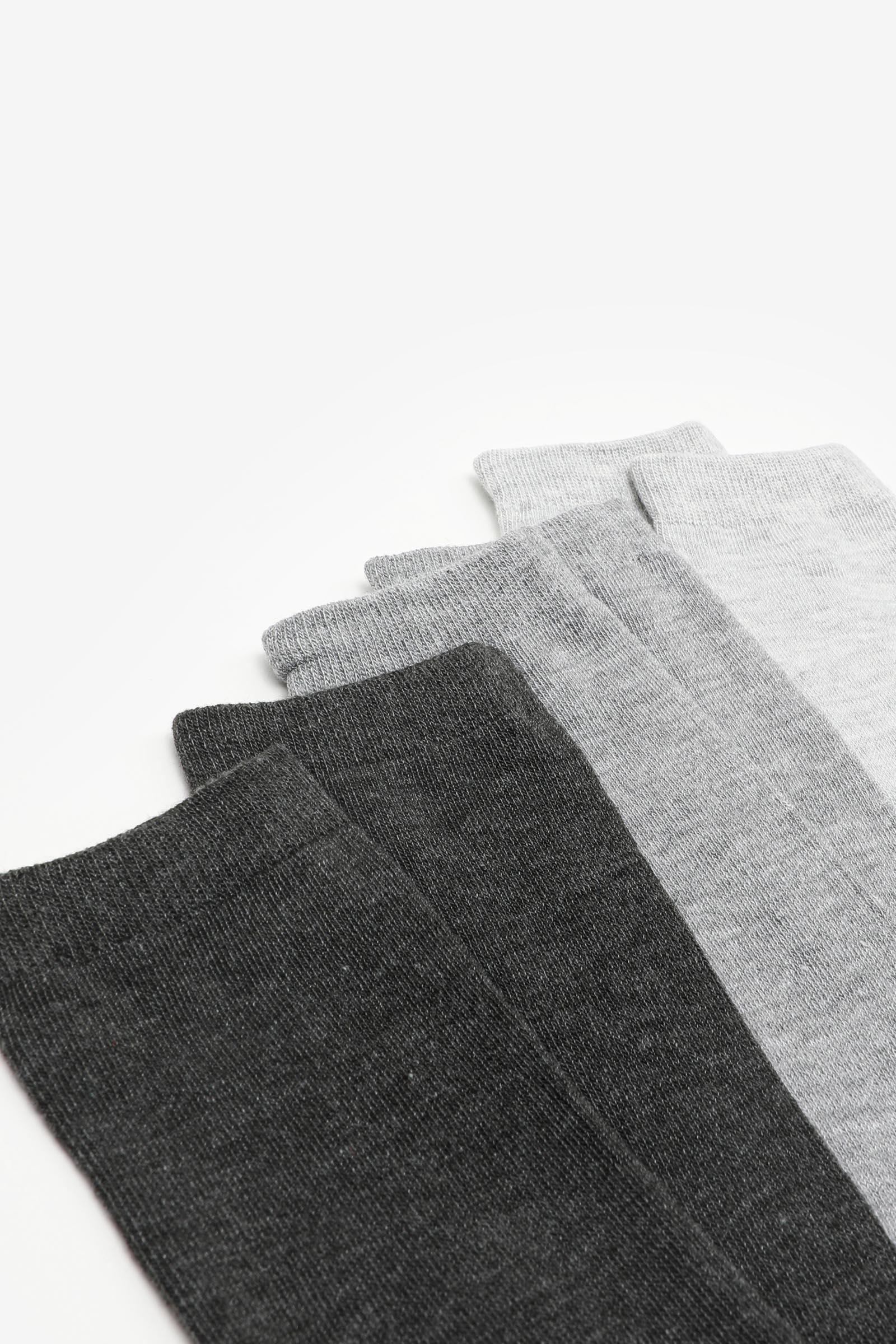 3 Pairs of Crew Socks