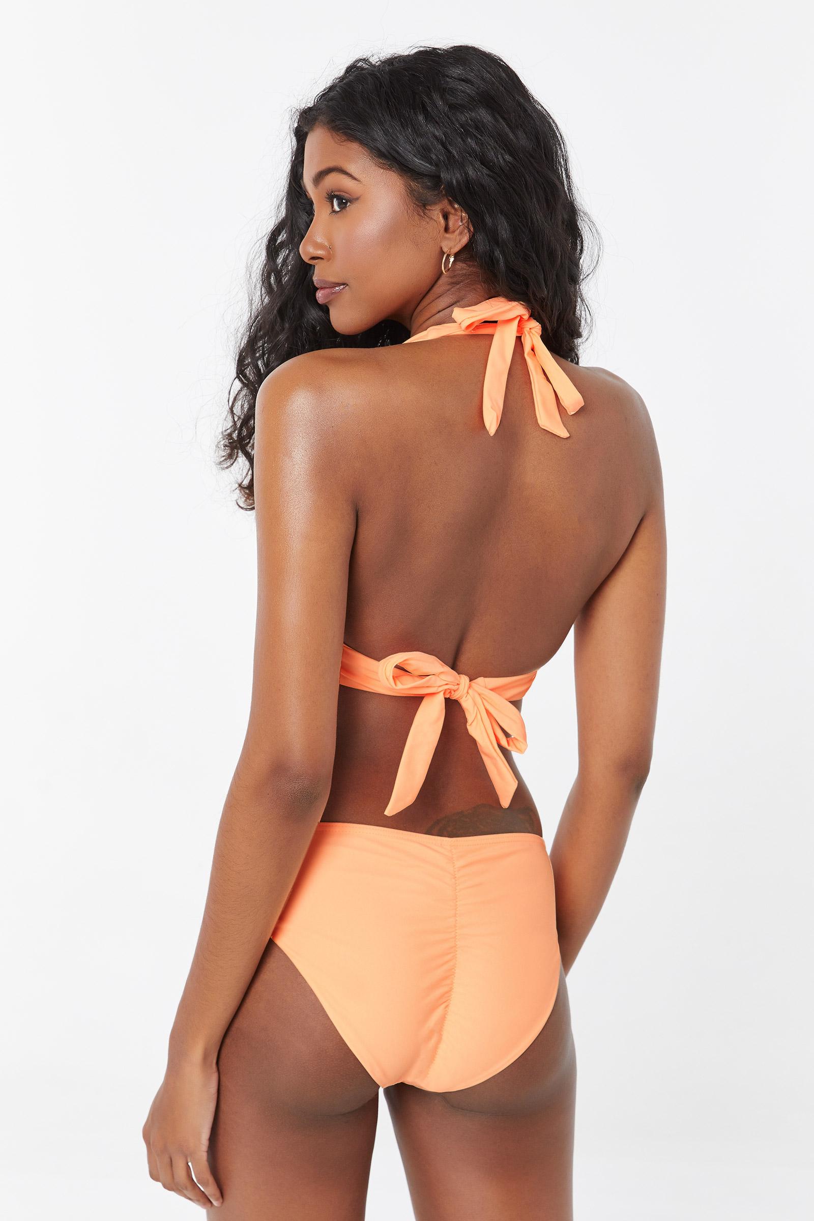 Neon Hipster Bikini Bottom