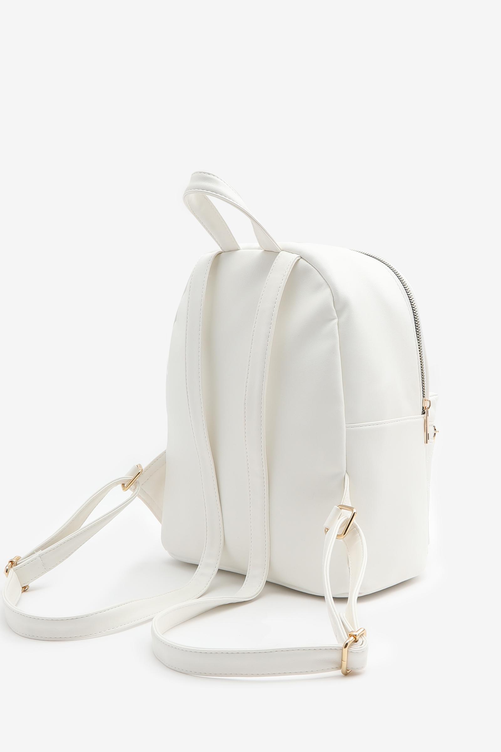 Quilted Pocket Backpack