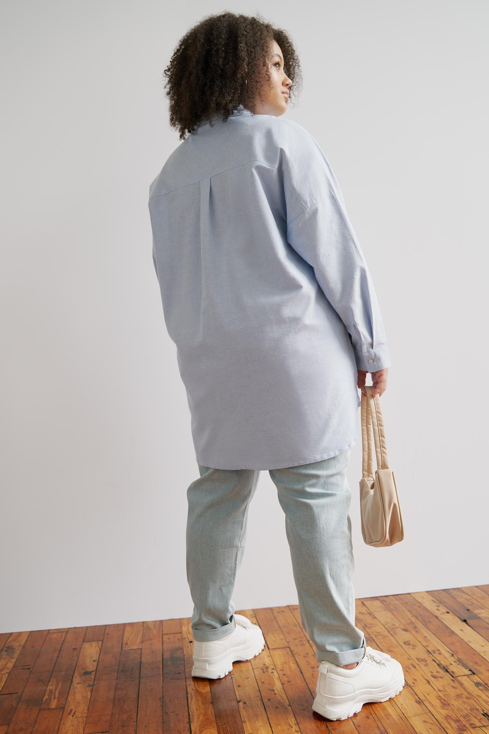 Oversized Tunic Shirt