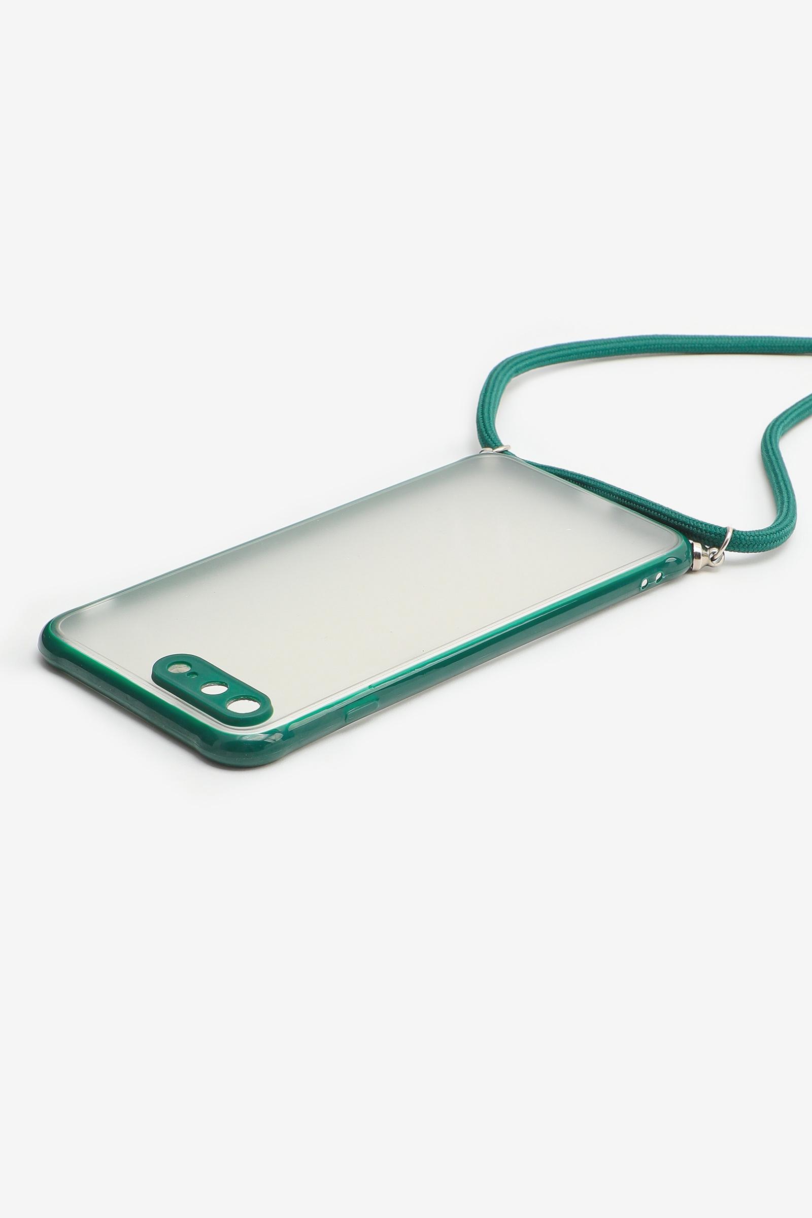 Étui d'iPhone 7/8 Plus avec courroie