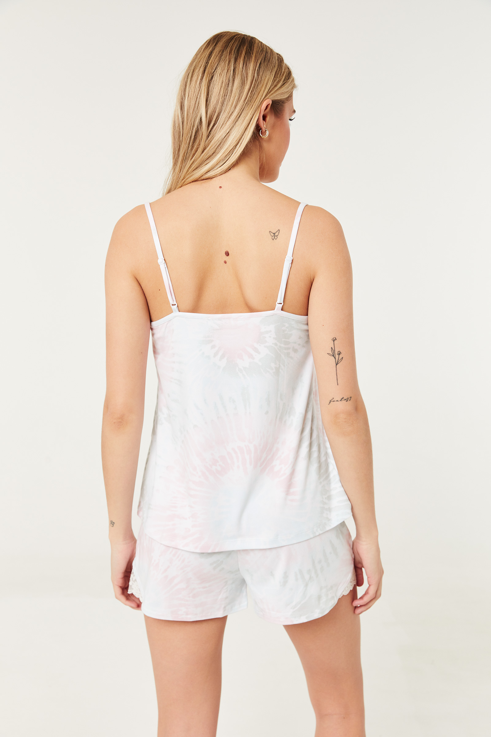 Pyjama tie-dye
