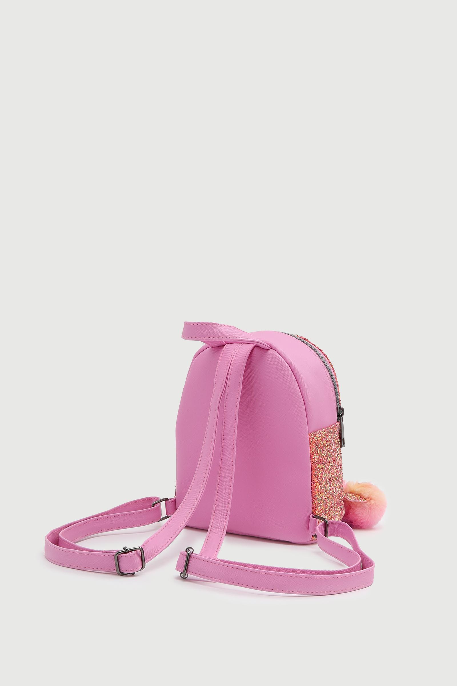 Mini sac à dos à brillants pour filles