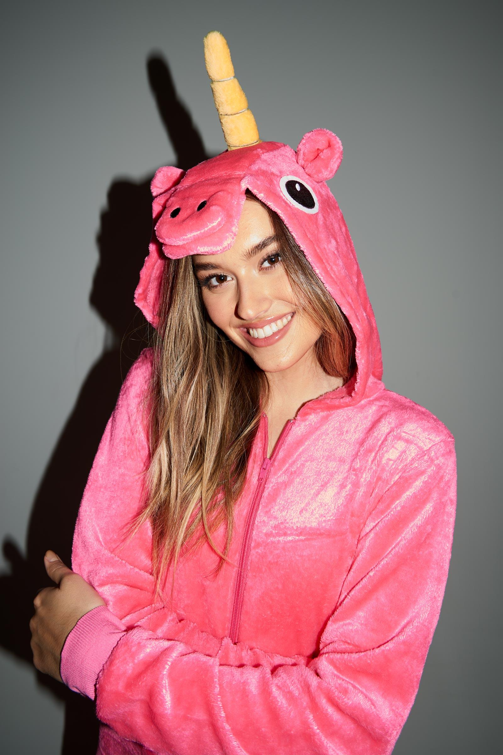 Unicorn Onesie Costume