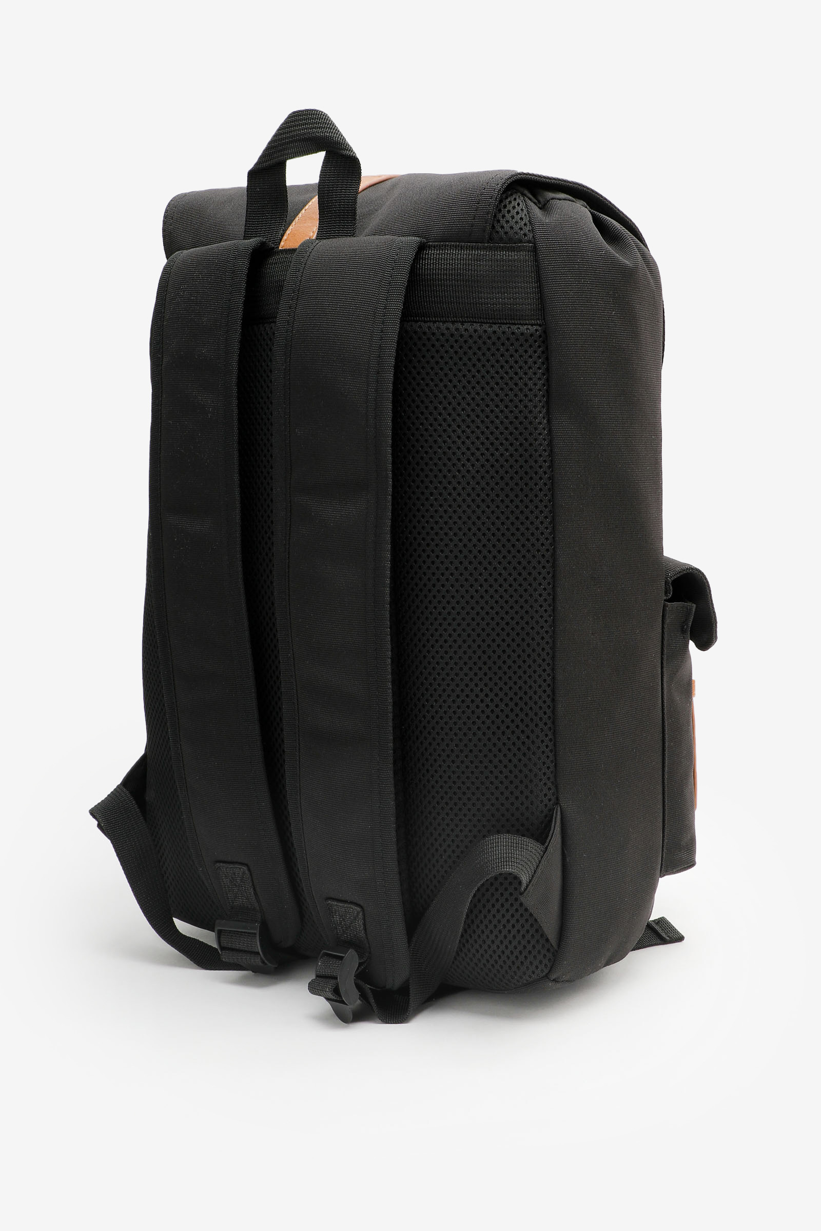 Canvas Flap Backpack
